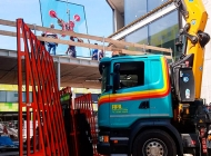 PIPAL-Transporte:  Heikle Fracht, per Kran sicher transportiert! • Bruck an der Leitha, Niederösterreich