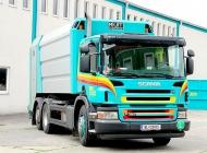 Hausmüll: EURO6 Müllsammelfahrzeug von PIPAL-Transporte